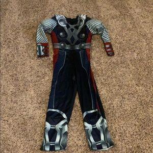 Avengers boys Costume 8-10